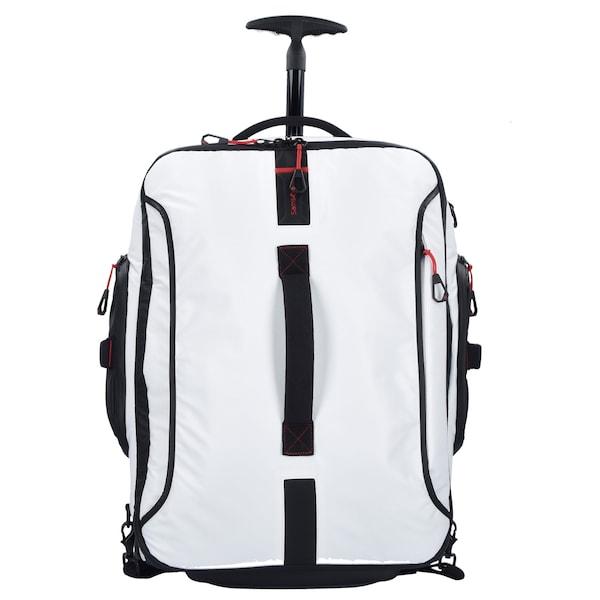 Reisegepaeck für Frauen - SAMSONITE Paradiver Light Rollen Reisetasche II 55 cm schwarz weiß  - Onlineshop ABOUT YOU