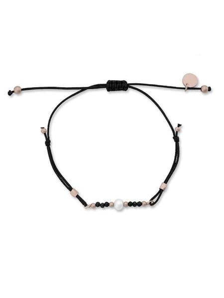 Armbaender für Frauen - FIRETTI Armband rosegold schwarz  - Onlineshop ABOUT YOU