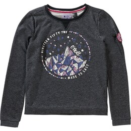 O´NEILL Kinder,Mädchen Sweatshirt LG FREE TO EXPLORE schwarz | 08719403240785