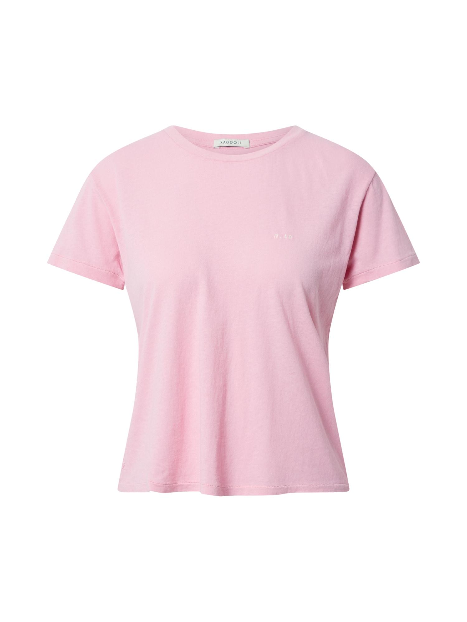 Ragdoll LA Marškinėliai rožinė