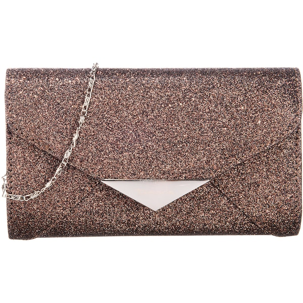 Clutches für Frauen - Clutch 'Fernanda' › tamaris › rosé  - Onlineshop ABOUT YOU