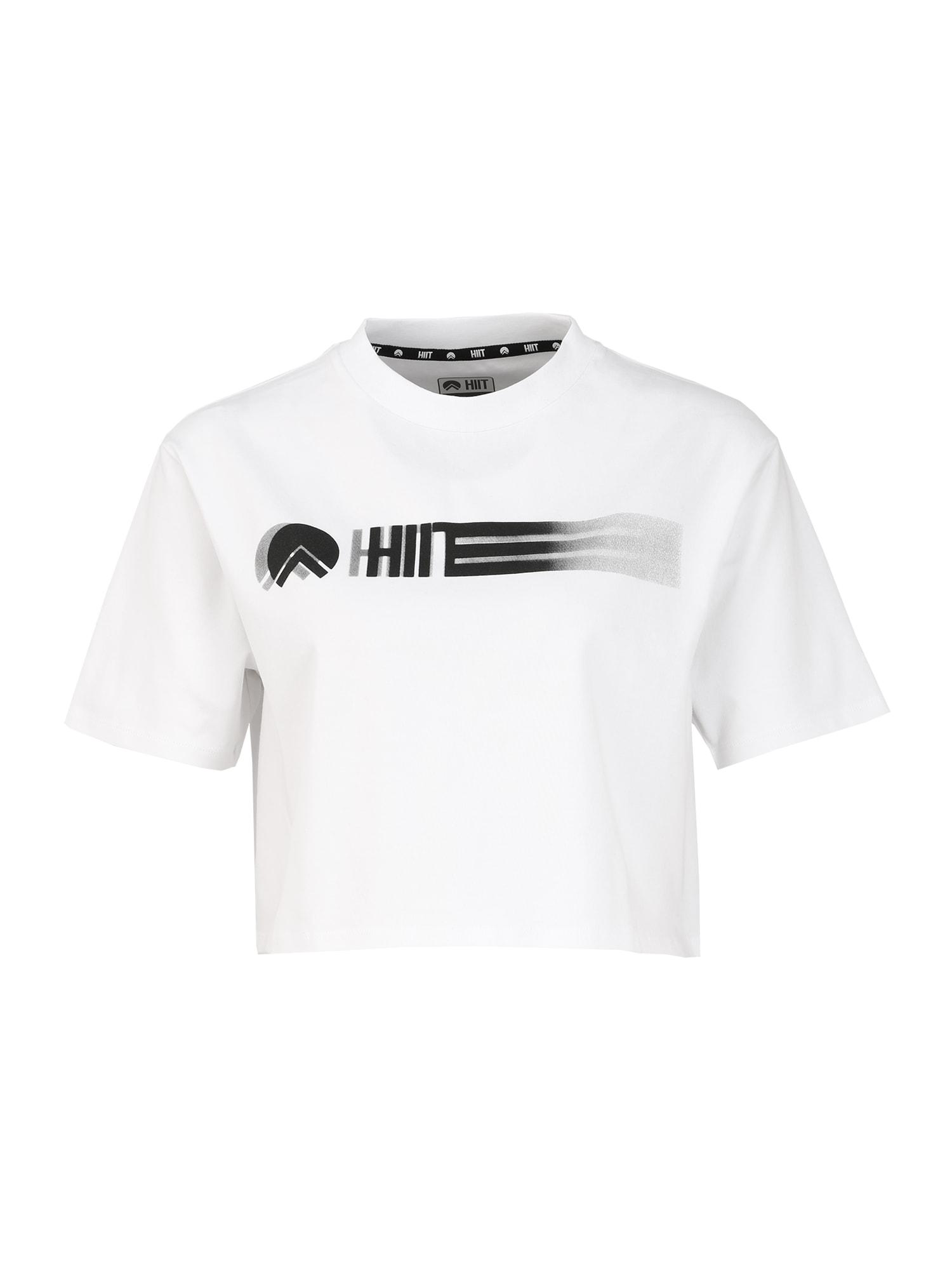 HIIT Sportiniai marškinėliai balta