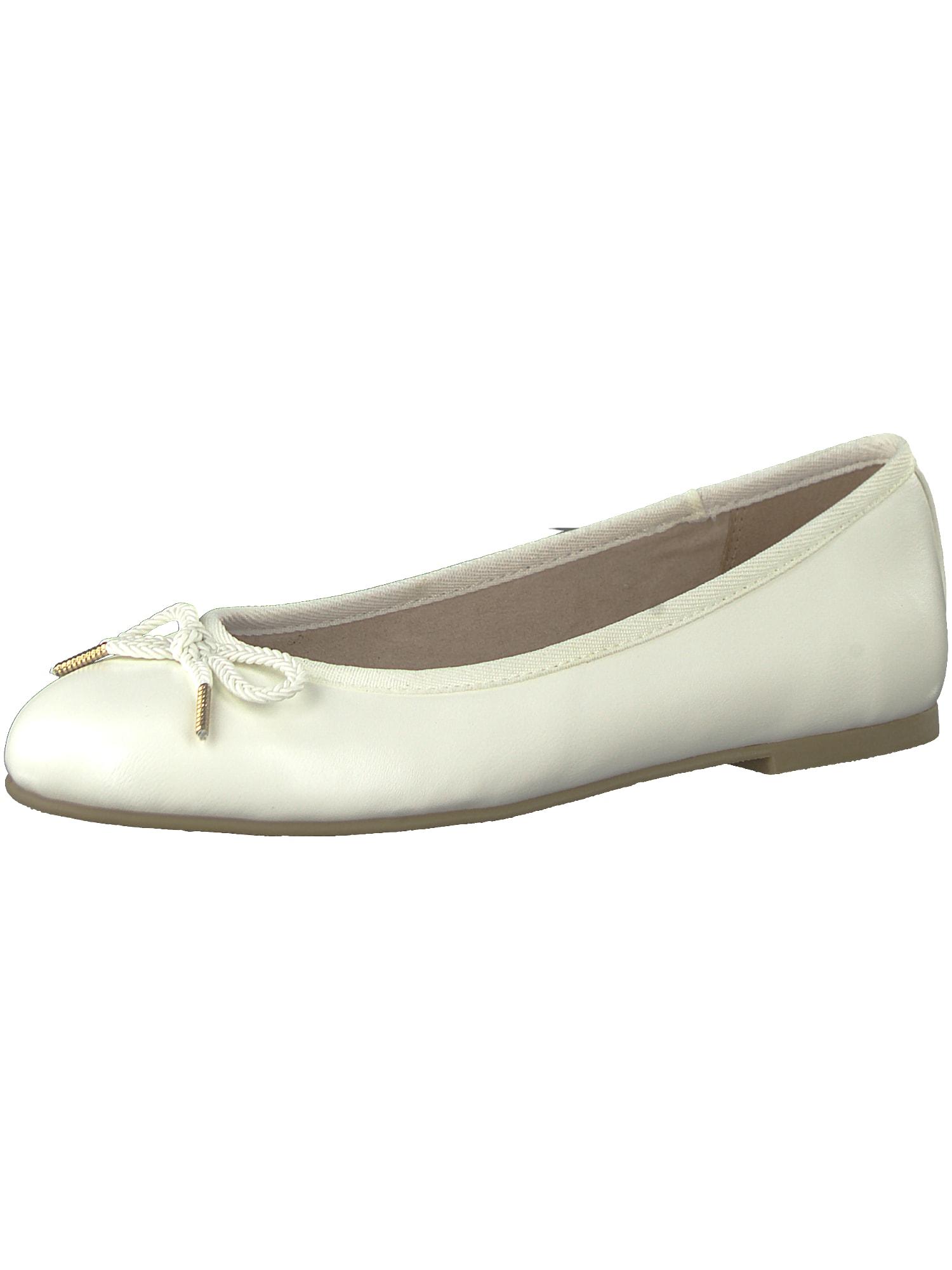 Baleríny perlově bílá TAMARIS
