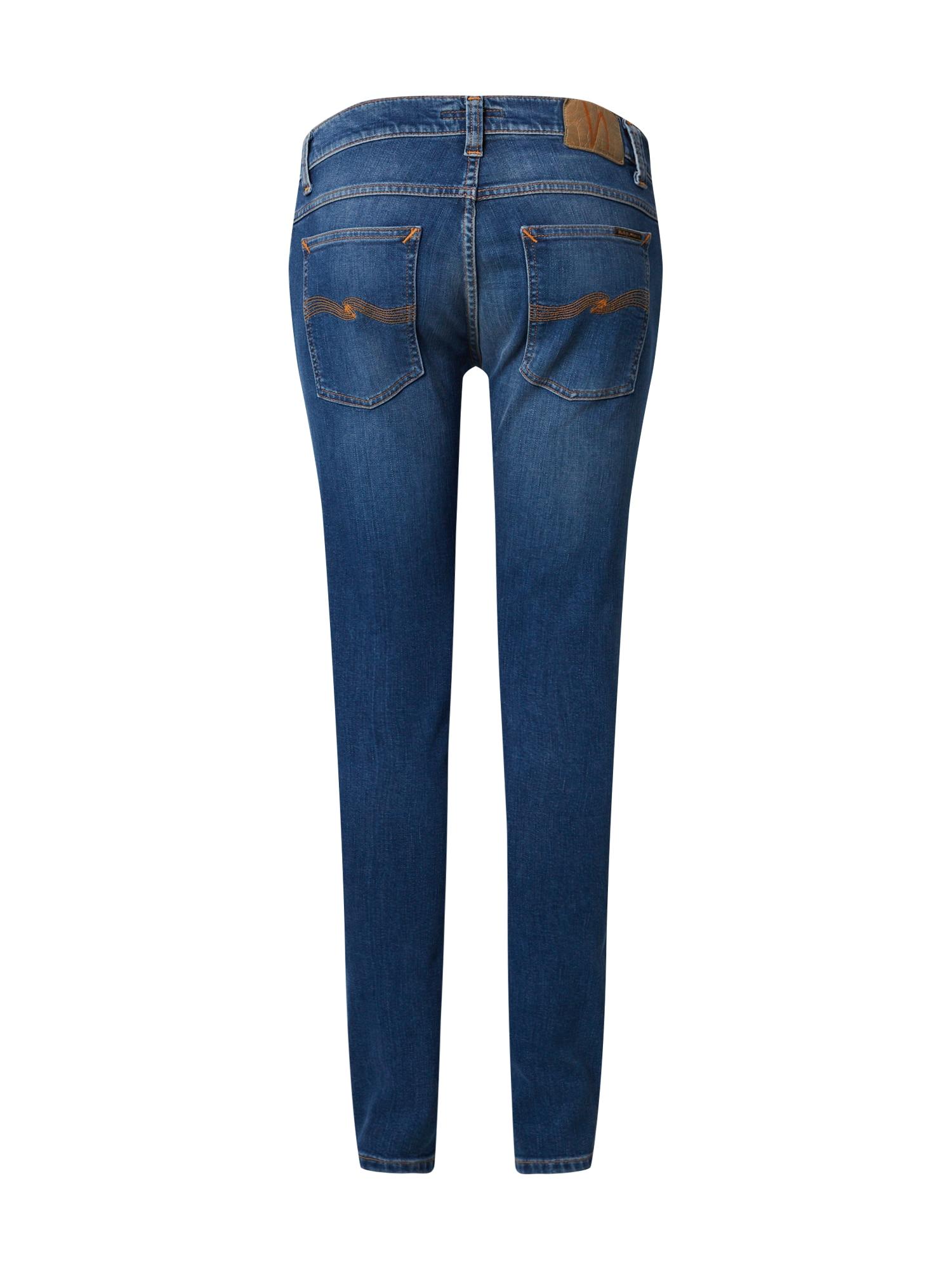 Nudie Jeans Co Jeans 'Terry'  blå denim