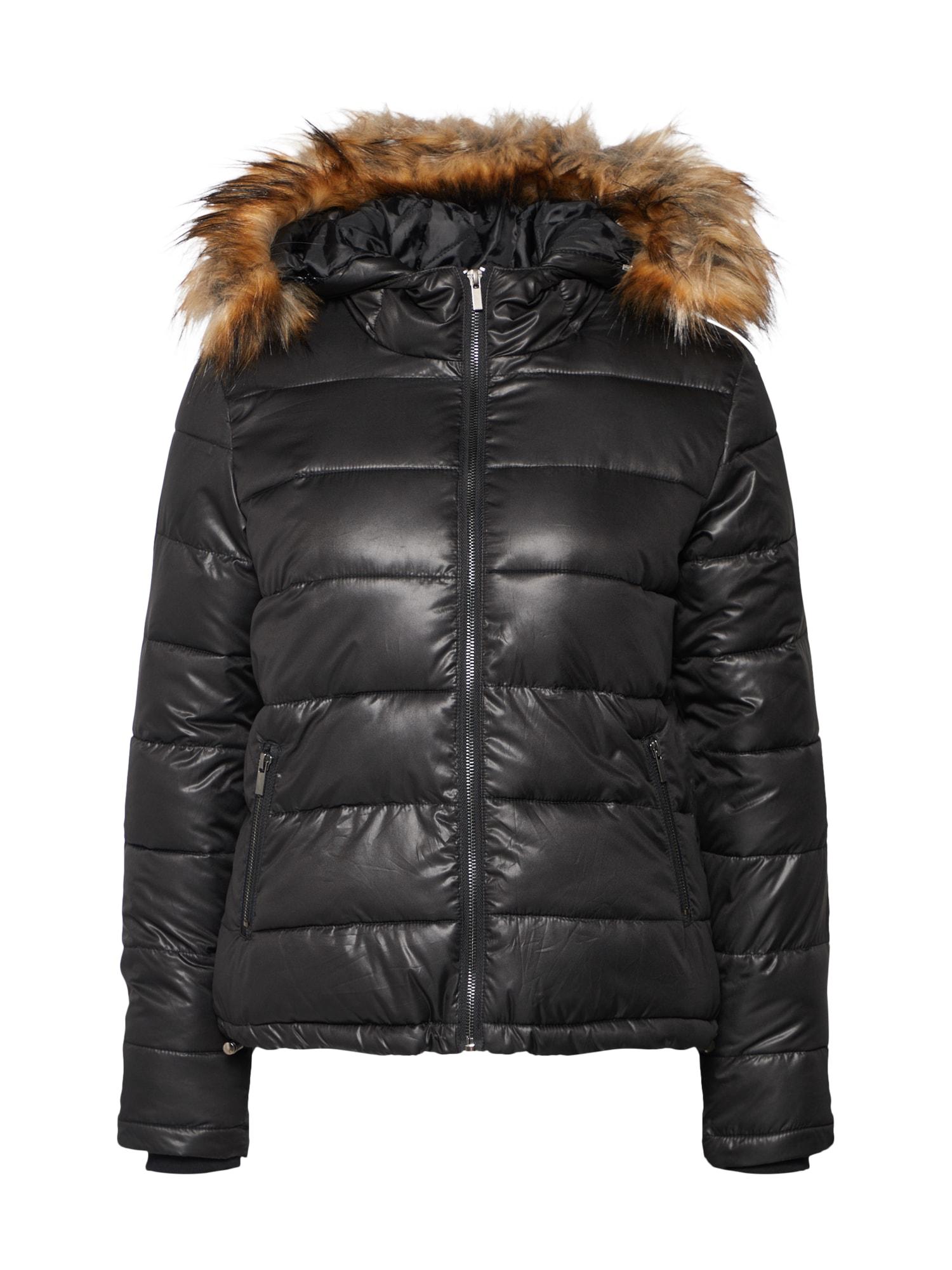 Zimní bunda černá SISTERS POINT