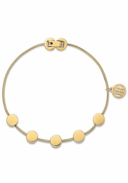 Armbaender für Frauen - TOMMY HILFIGER Armband 'Classic Signature, 2700980' gold  - Onlineshop ABOUT YOU