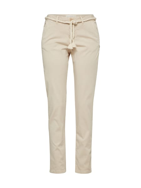Hosen für Frauen - TOM TAILOR DENIM Hose beige  - Onlineshop ABOUT YOU