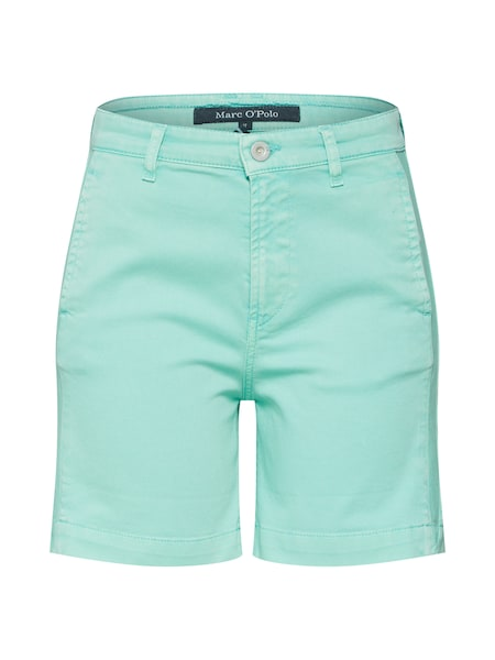 Hosen - Shorts › Marc O'Polo › türkis  - Onlineshop ABOUT YOU