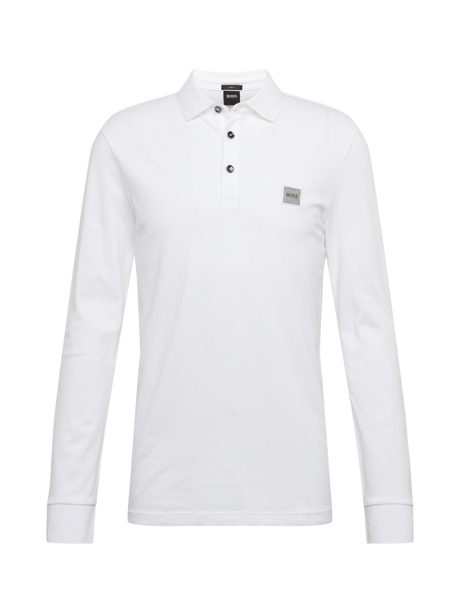 BOSS Marškinėliai 'Passerby' balta