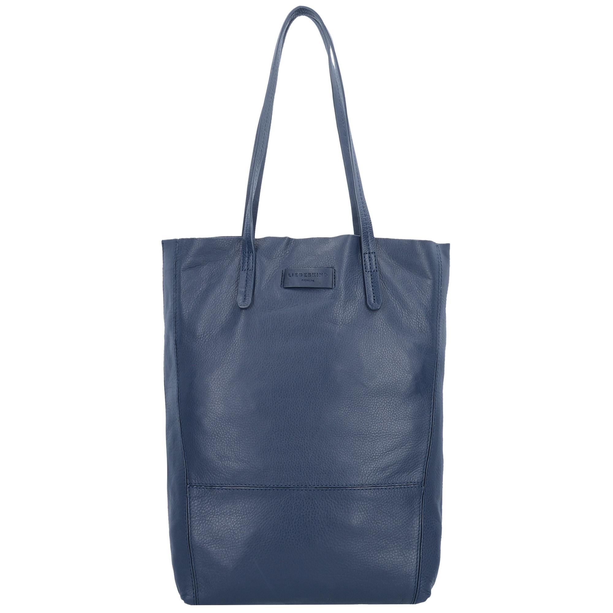 Nákupní taška ToteME9 námořnická modř Liebeskind Berlin