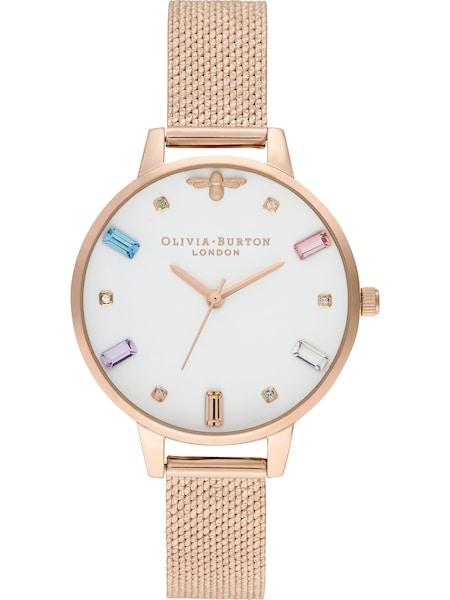 Uhren für Frauen - Uhr › Olivia Burton › rosegold  - Onlineshop ABOUT YOU