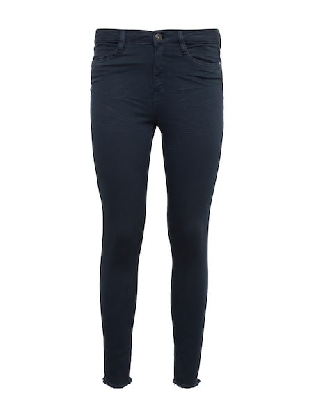Hosen für Frauen - TOM TAILOR DENIM Hose 'Nela' navy  - Onlineshop ABOUT YOU