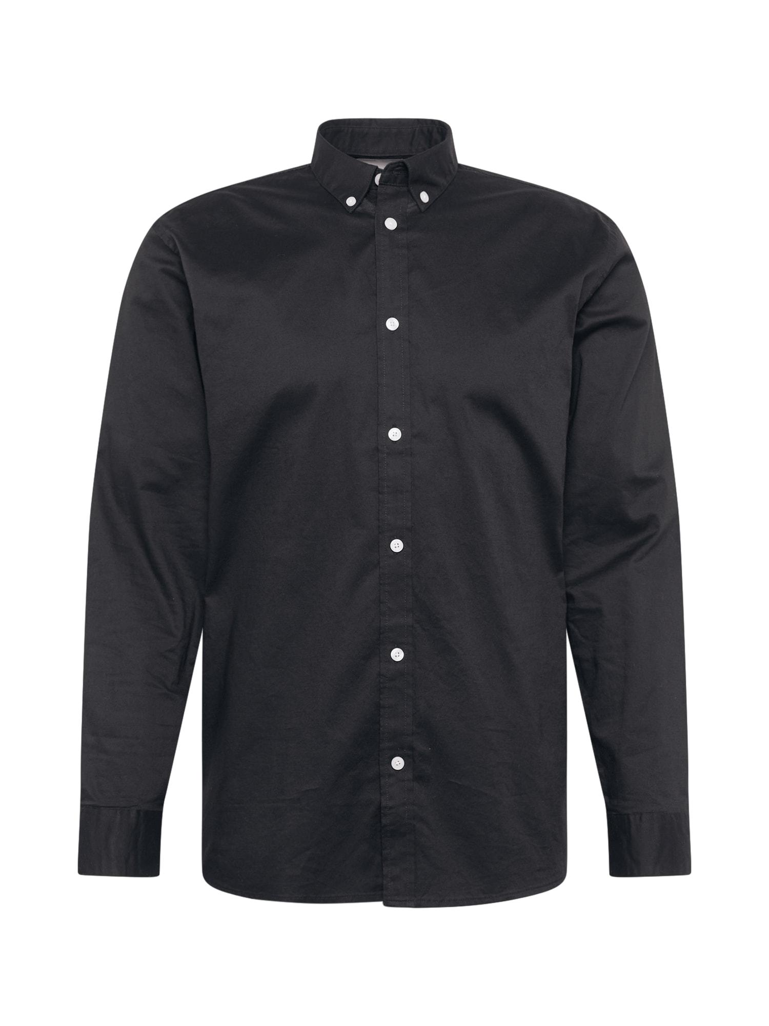 minimum Dalykinio stiliaus marškiniai