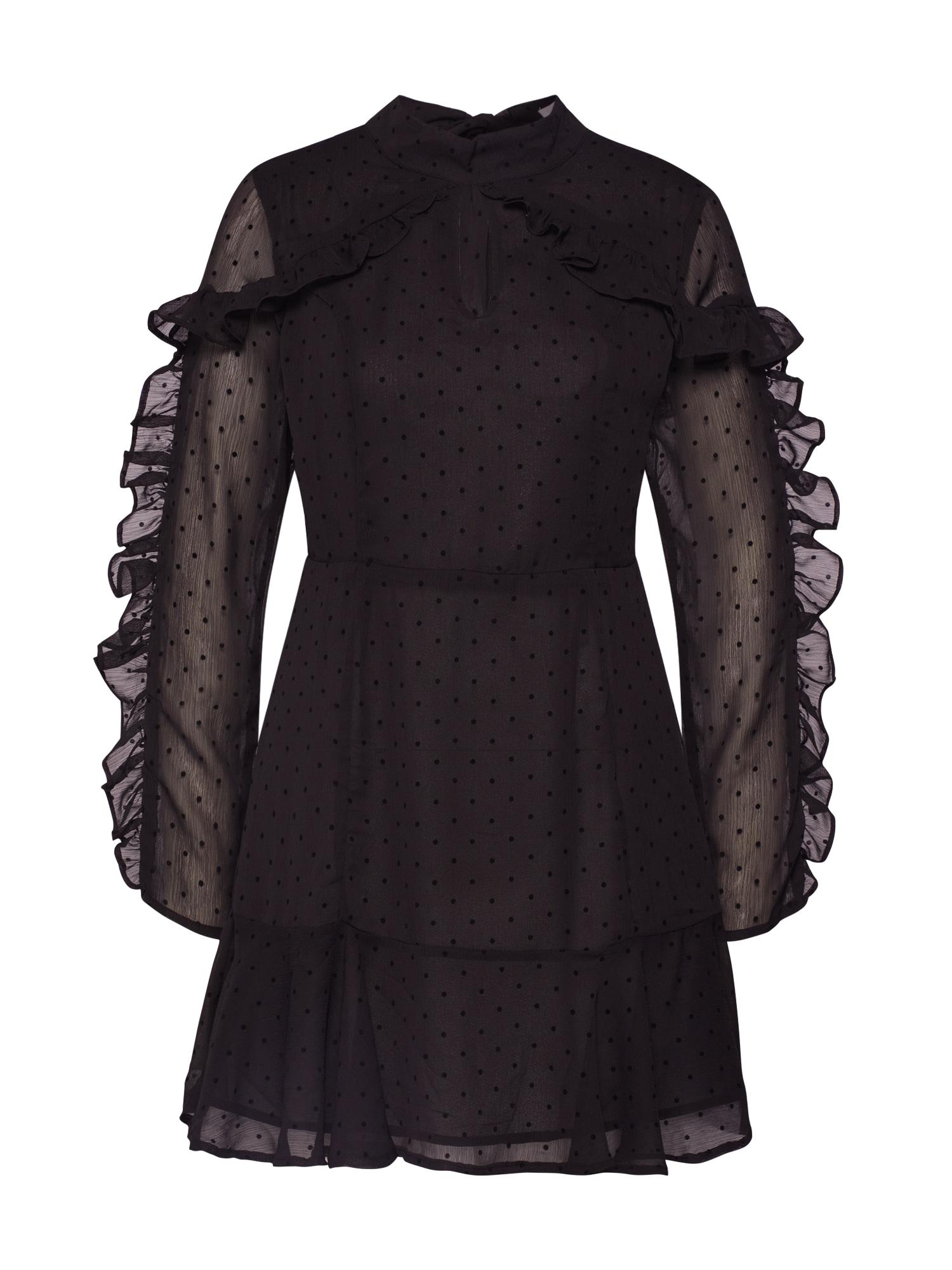 GLAMOROUS Vakarinė suknelė 'AC2904' juoda