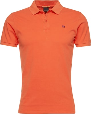 SCOTCH & SODA Polo-Shirt 'Garment dyed polo in lightweight pique quality'