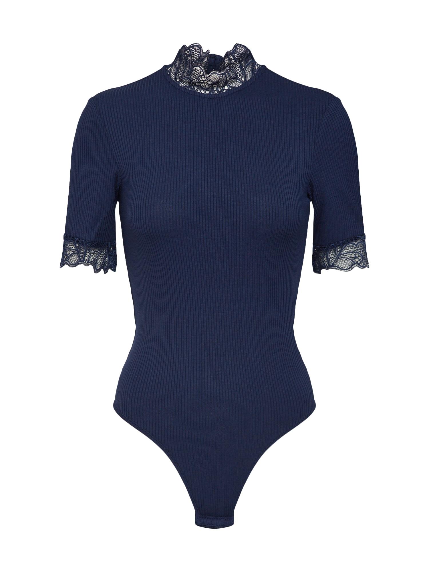 Tričko ELLE námořnická modř Y.A.S