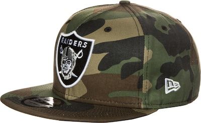NEW ERA '9Fifty Raiders' Snapback