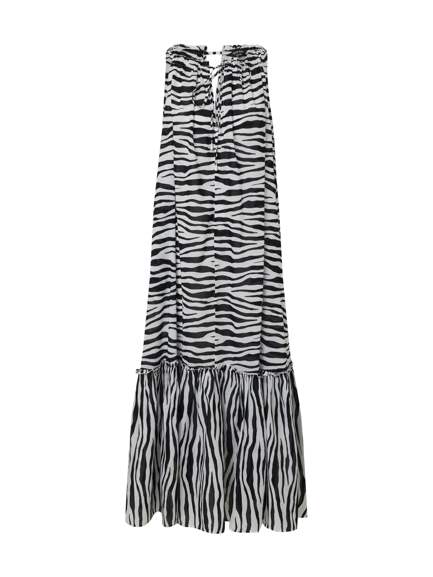Hunkemöller Plážové šaty 'Amalfi'  čierna