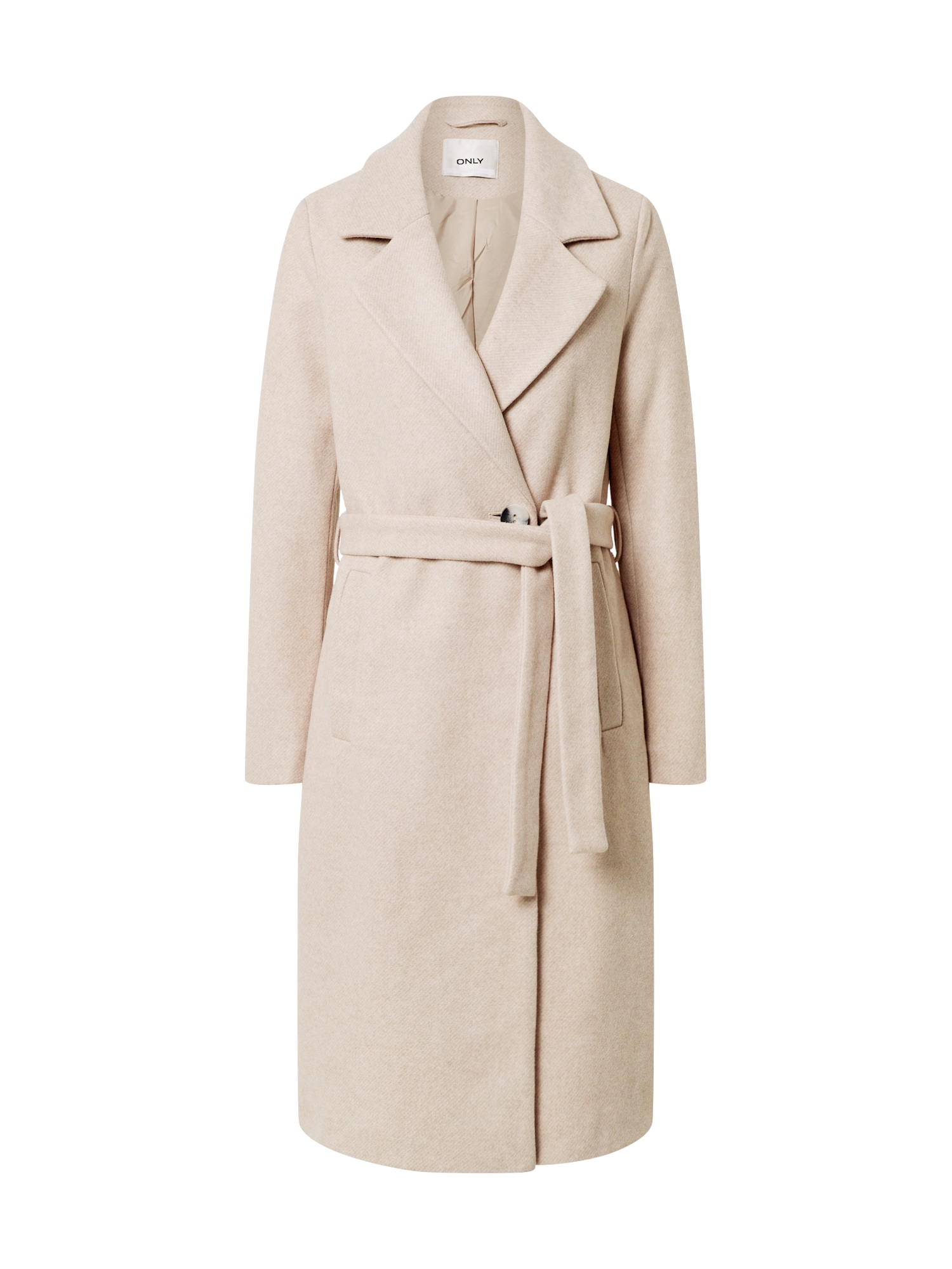 ONLY Přechodný kabát 'Gina'  béžová