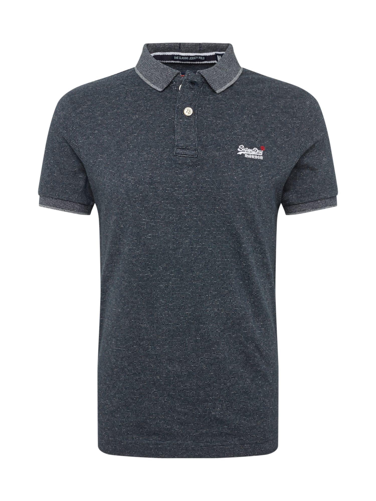 Tričko CLASSIC námořnická modř Superdry