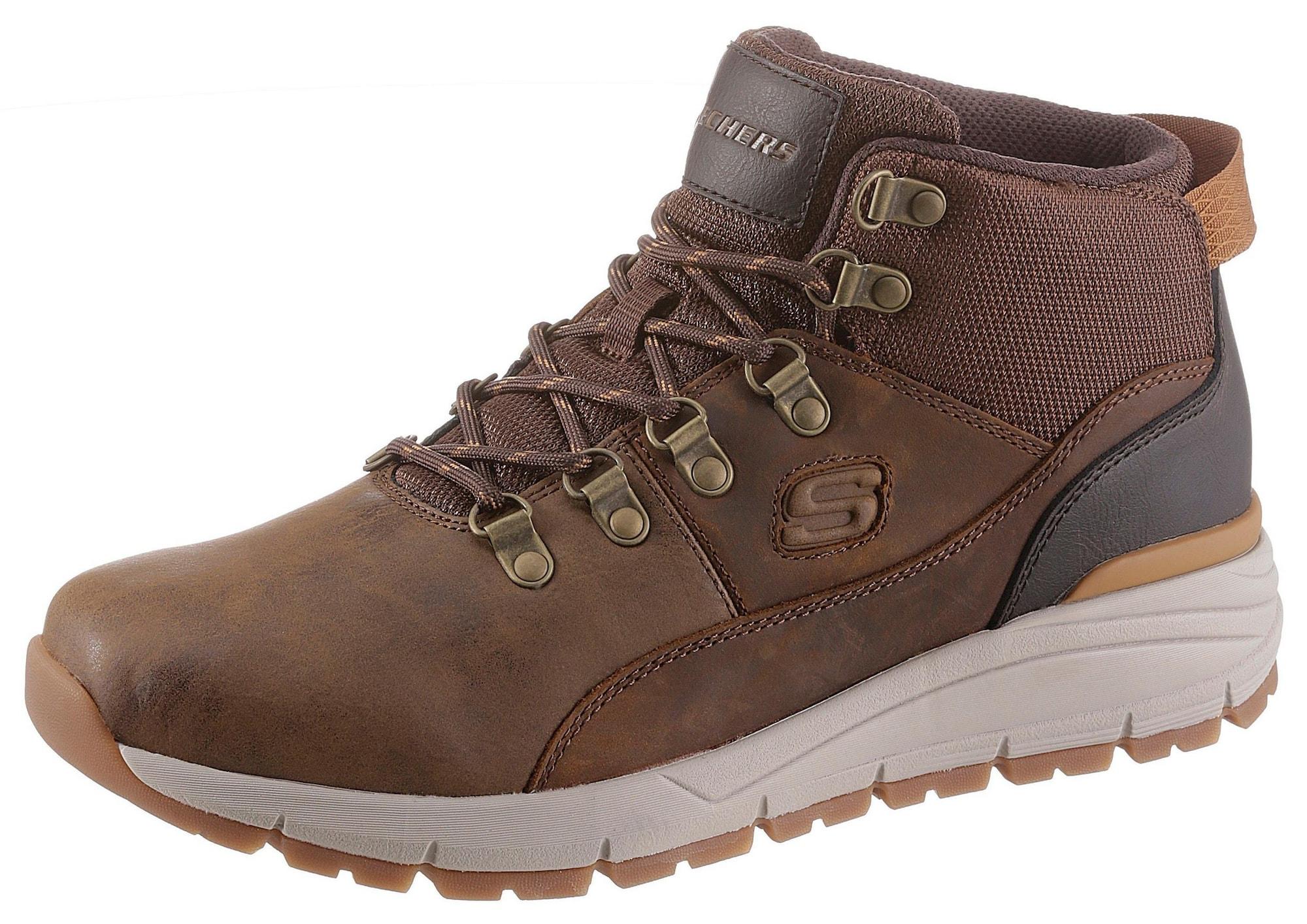 Schnürboots 'Volero' | Schuhe > Boots > Schnürboots | Skechers