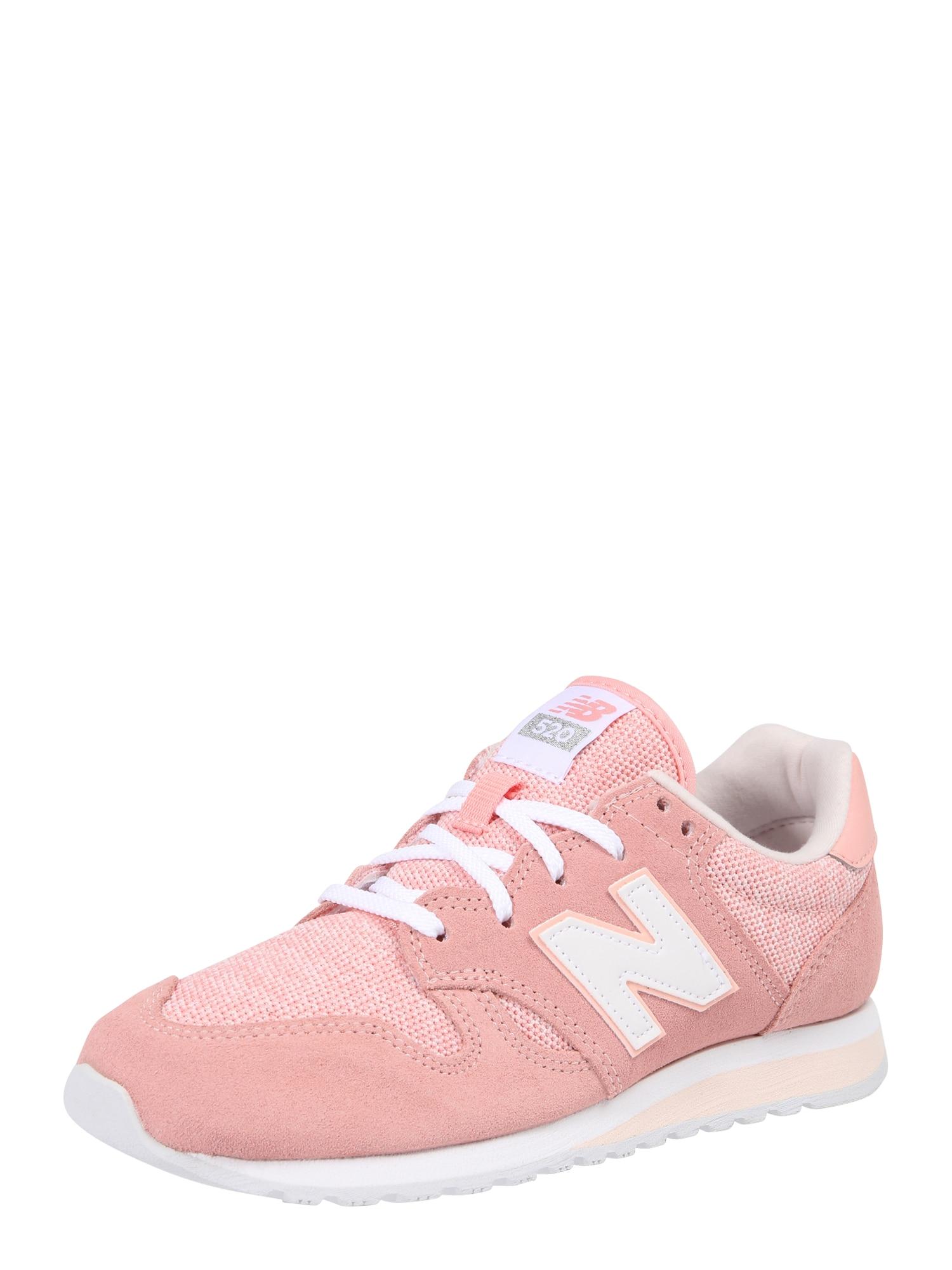 Tenisky 520 růžová New Balance