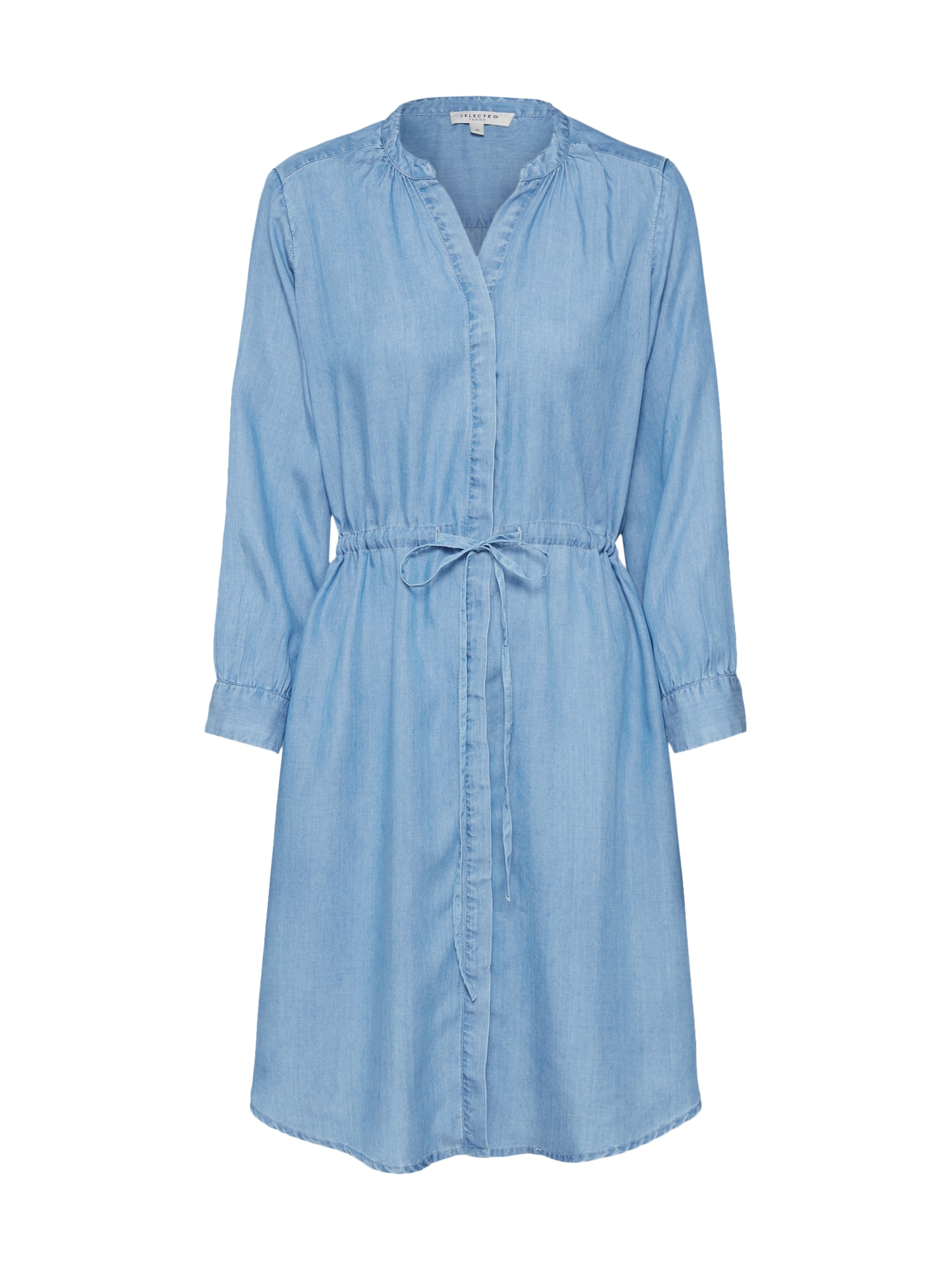 Šaty modrá džínovina SELECTED FEMME
