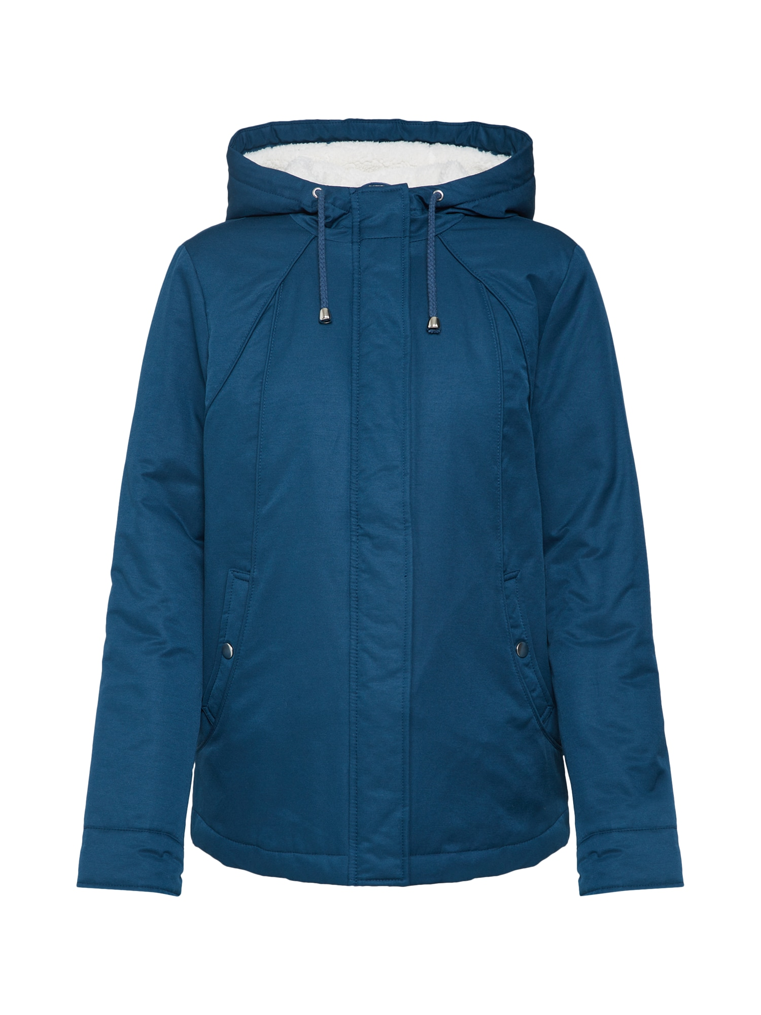 Zimní bunda Tamina nebeská modř ABOUT YOU