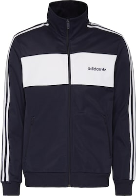 ADIDAS ORIGINALS Sweatjacke 'Blocktrack'