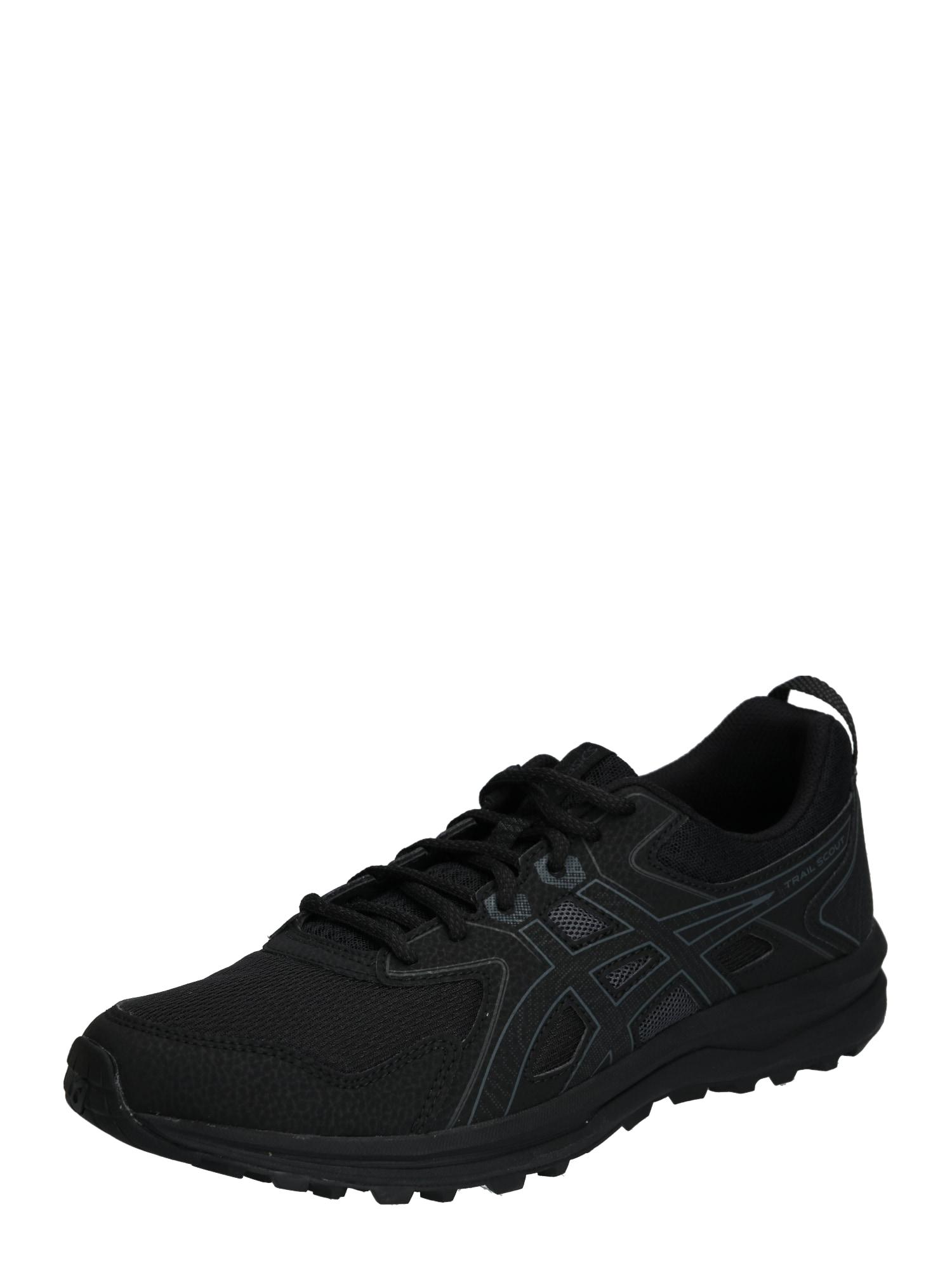 ASICS Bėgimo batai 'TRAIL SCOUT' juoda