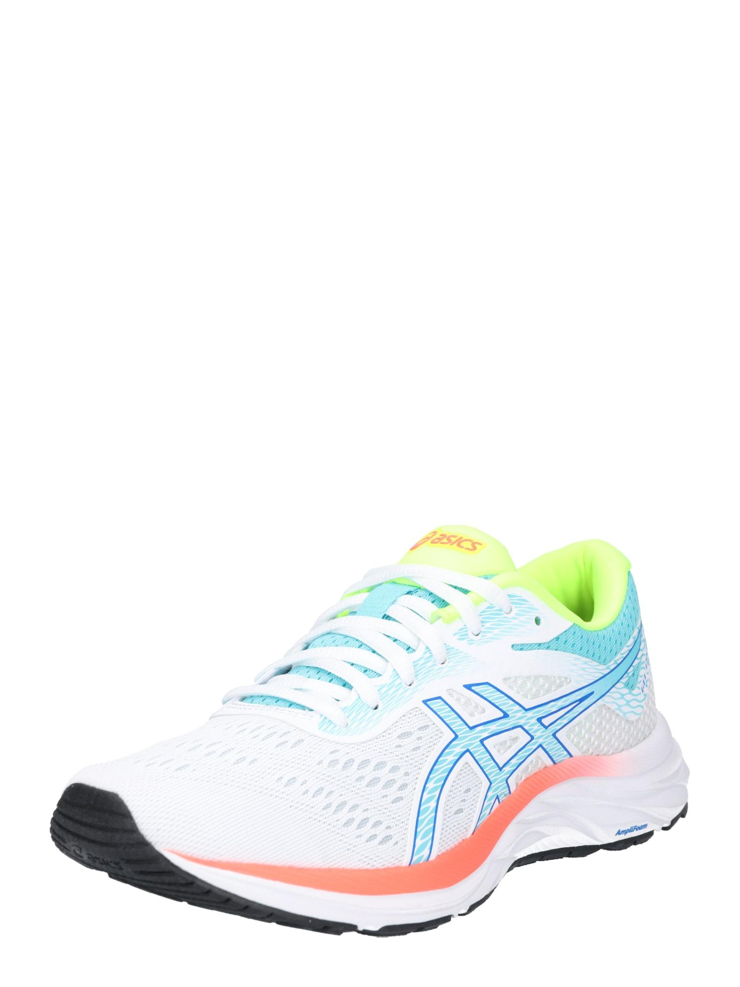 Běžecká obuv Gel-Excite 6 Sp světlemodrá kiwi lososová bílá ASICS
