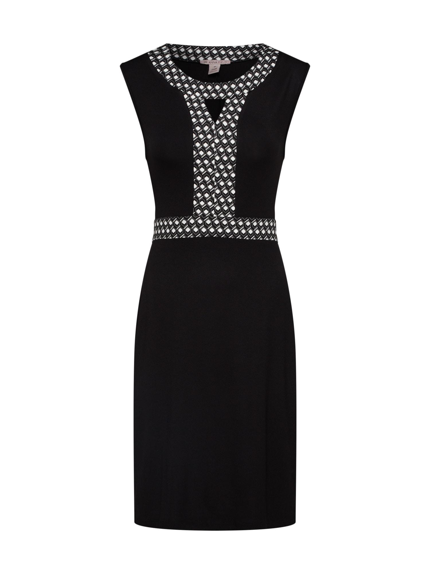 Šaty černá Anna Field