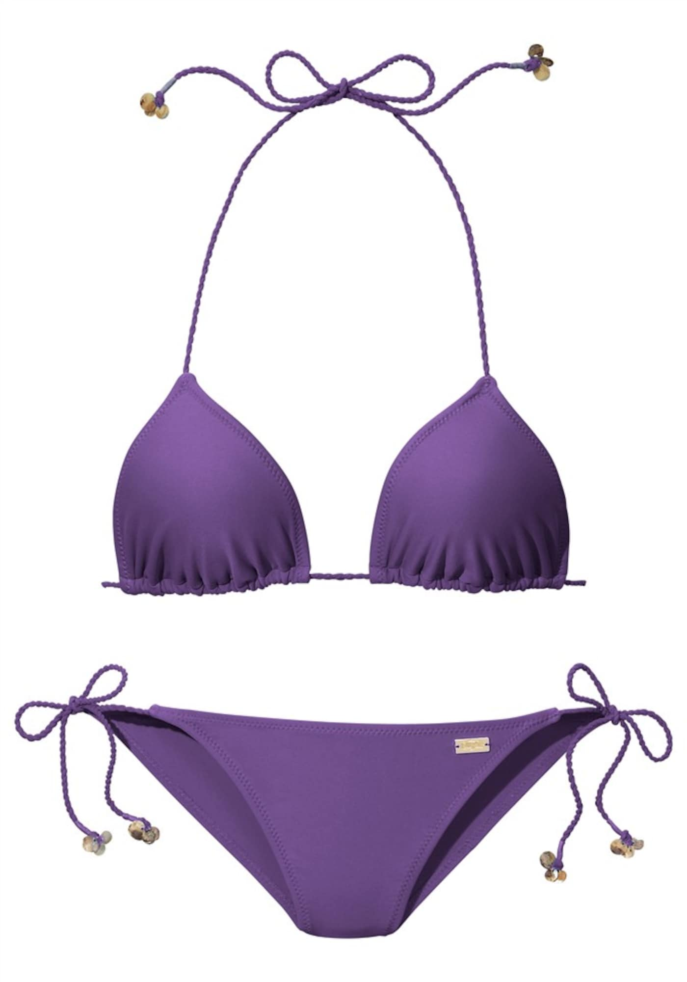 Bikiny  fialová BUFFALO