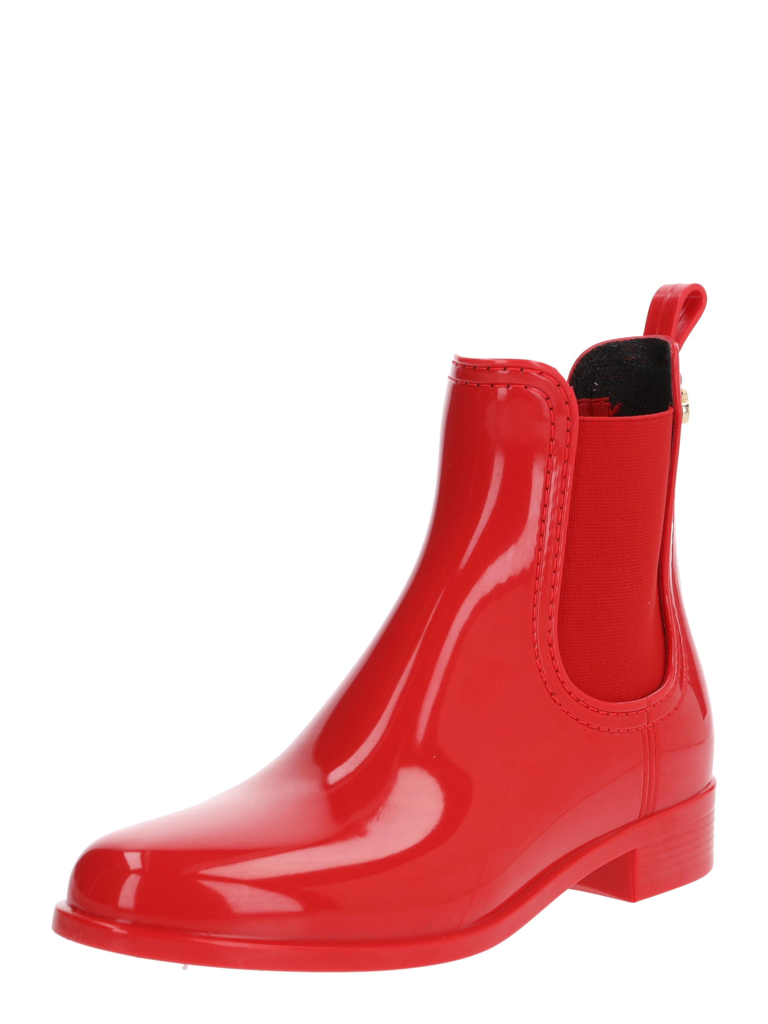LEMON JELLY Cizme de cauciuc 'Comfy'  roșu