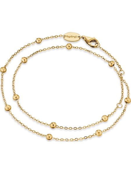 Armbaender für Frauen - Armband 'Moonlight ERB LILMOON G' › Engelsrufer › gold  - Onlineshop ABOUT YOU