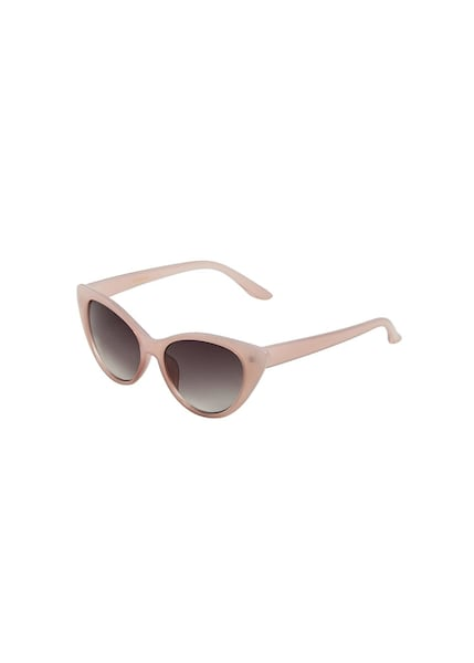 Sonnenbrillen für Frauen - MANGO Sonnenbrille 'Eva' pastelllila dunkellila  - Onlineshop ABOUT YOU