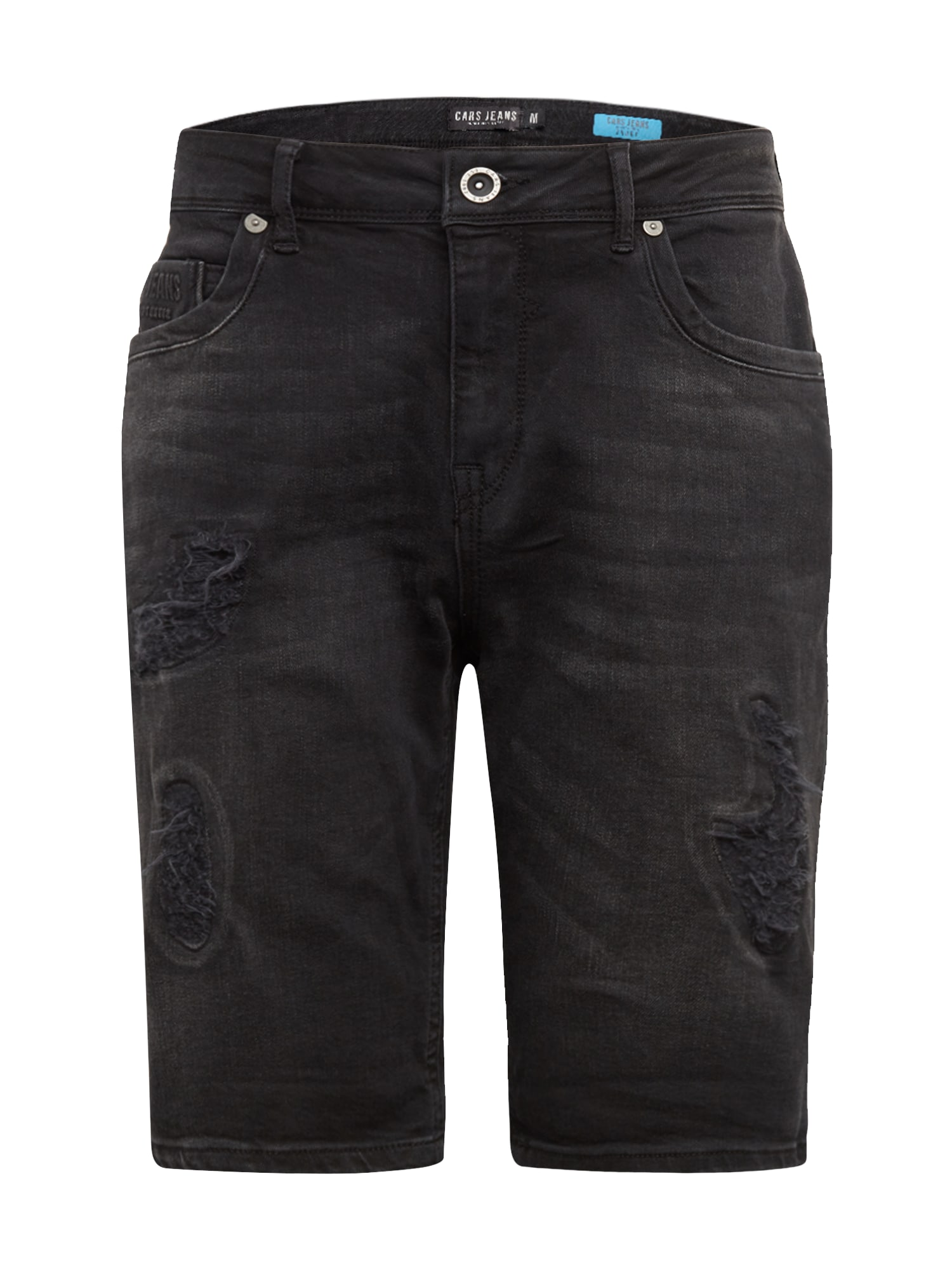 Cars Jeans Džinsai 'BECKER' juodo džinso spalva