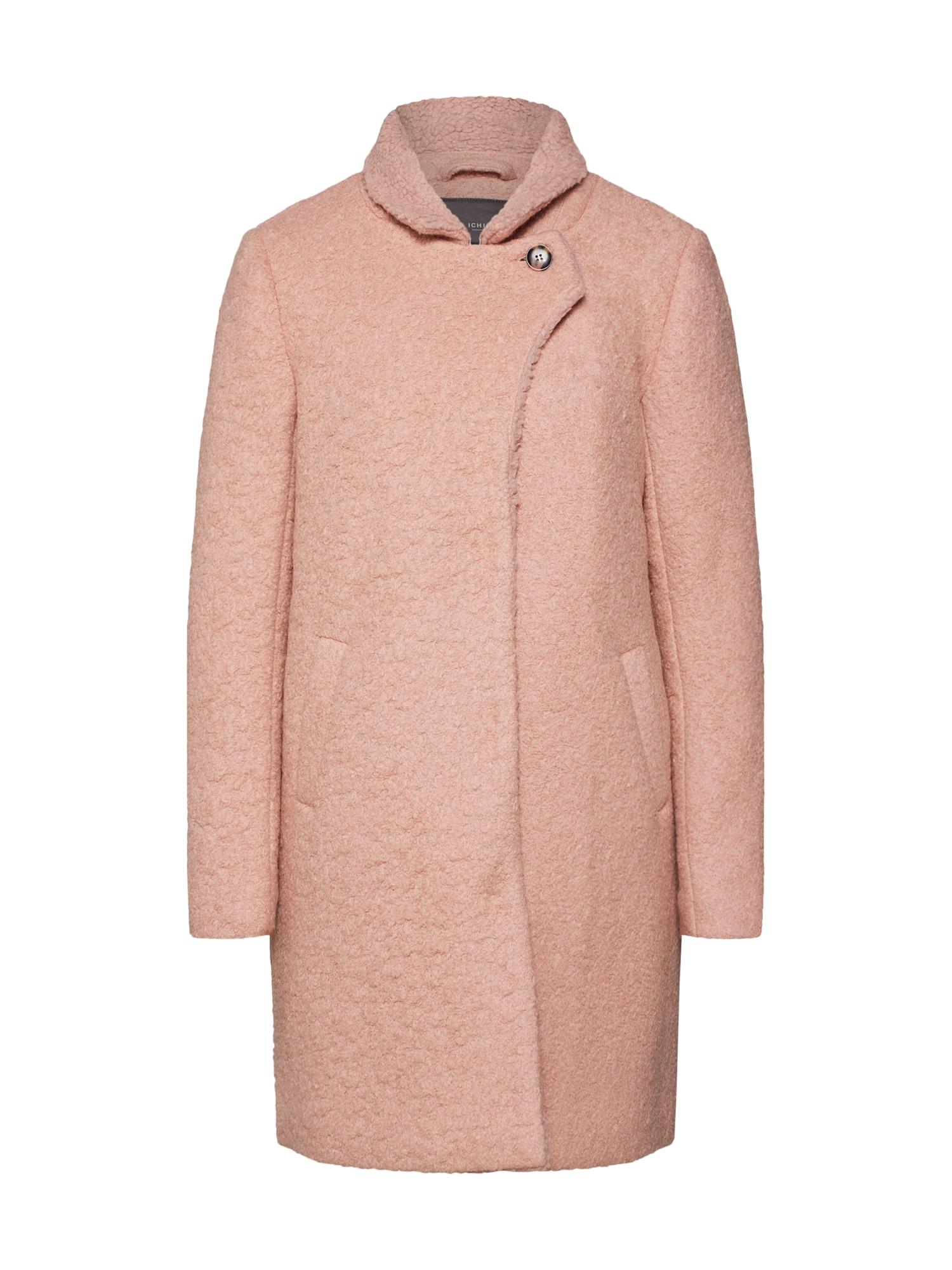 Přechodný kabát UNIZ JA2 růžová ICHI