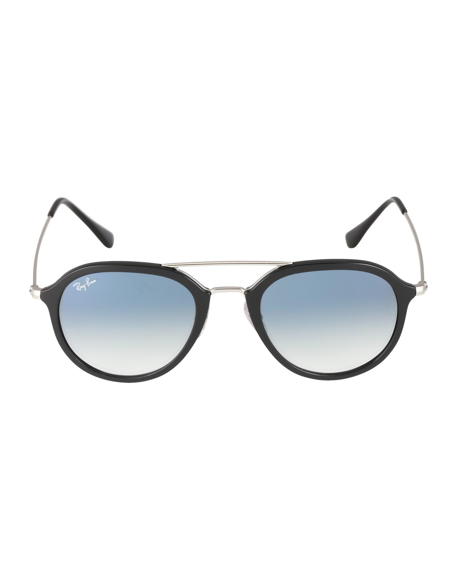 Sluneční brýle 0RB4253 černá stříbrná Ray-Ban