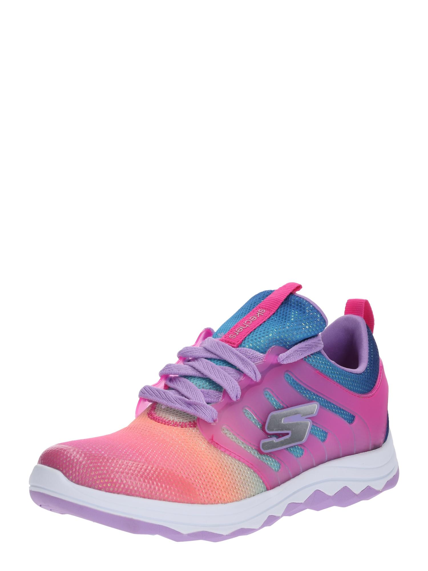 Tenisky Schuh pink růžová SKECHERS