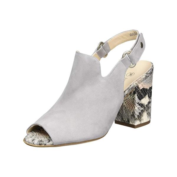Sandalen für Frauen - Sandalen › Peter Kaiser › grau  - Onlineshop ABOUT YOU