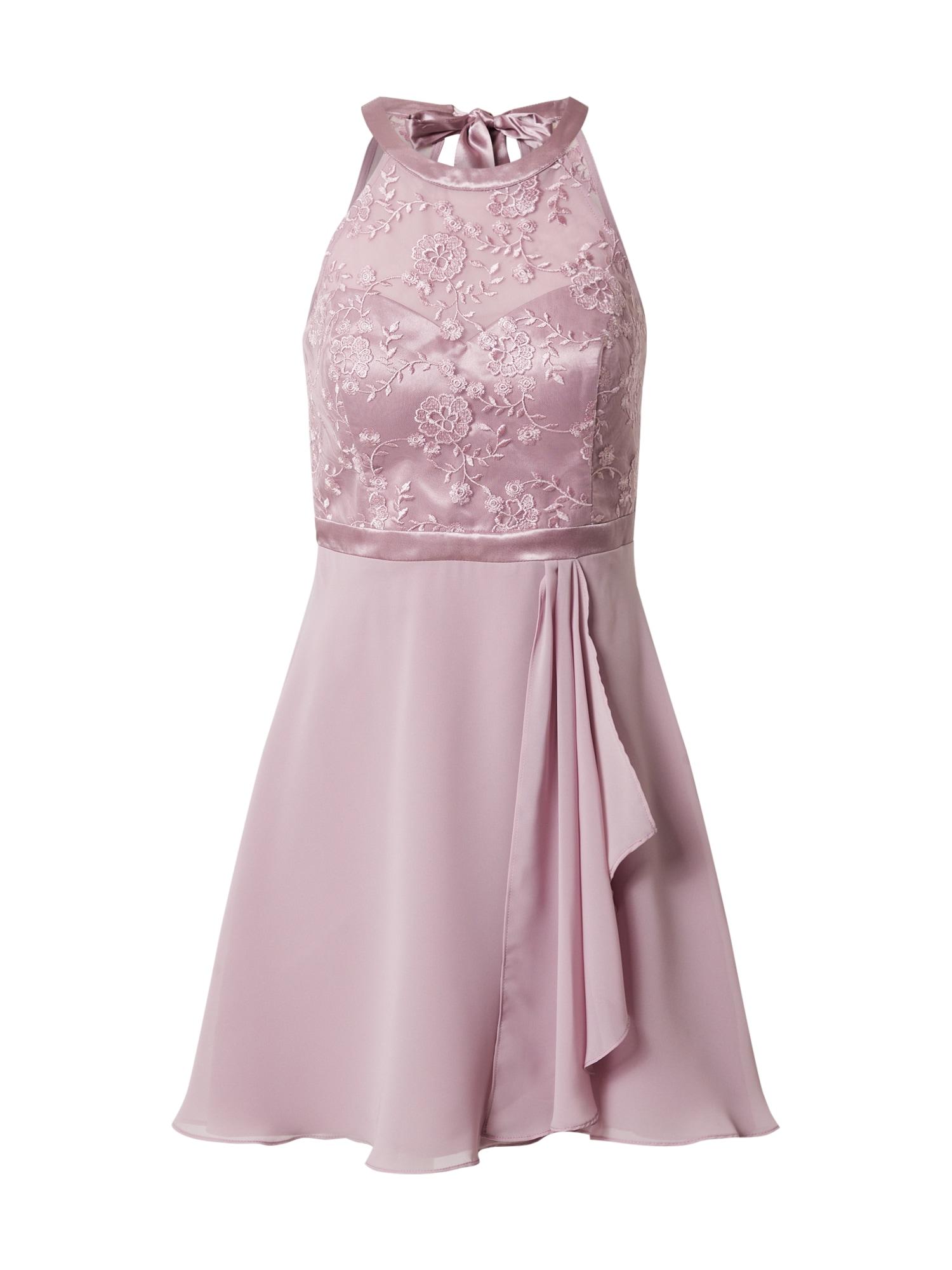 Vera Mont Kokteilinė suknelė rožių spalva