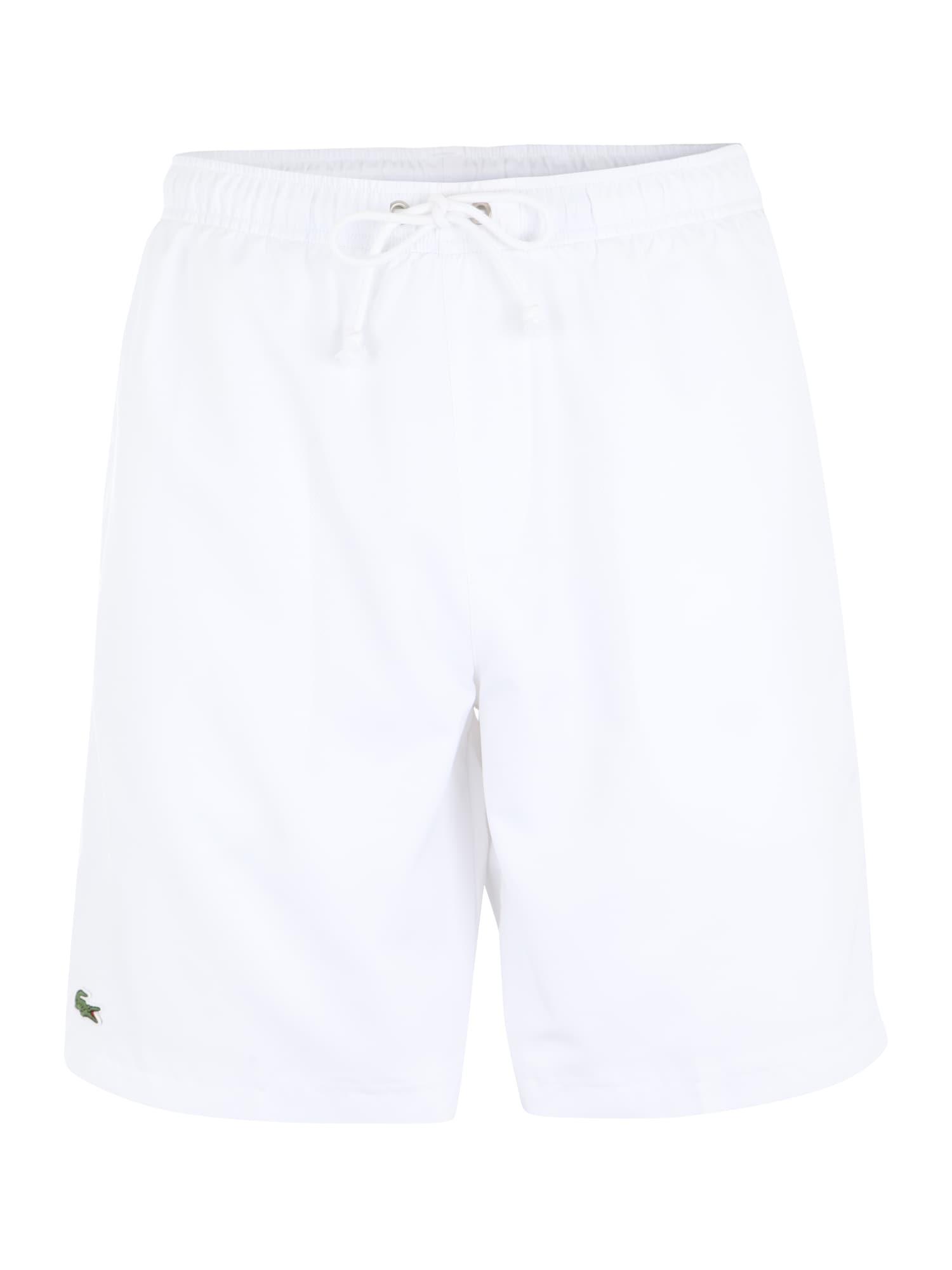 Lacoste Sport Sportinės kelnės balta