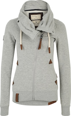 Naketano Sweatjacke 'Jedi Path II'