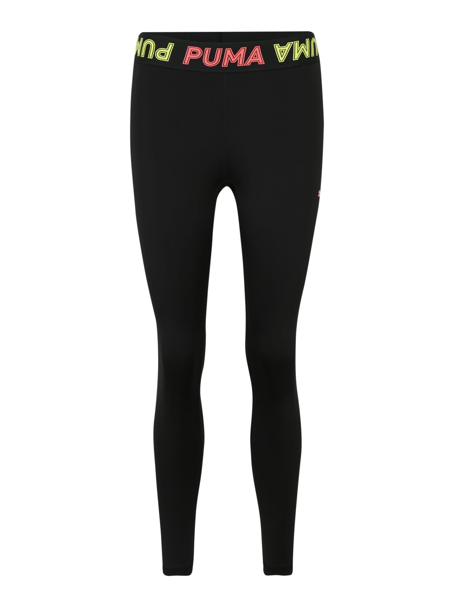 PUMA Športové nohavice 'Modern Sports Banded'  čierna