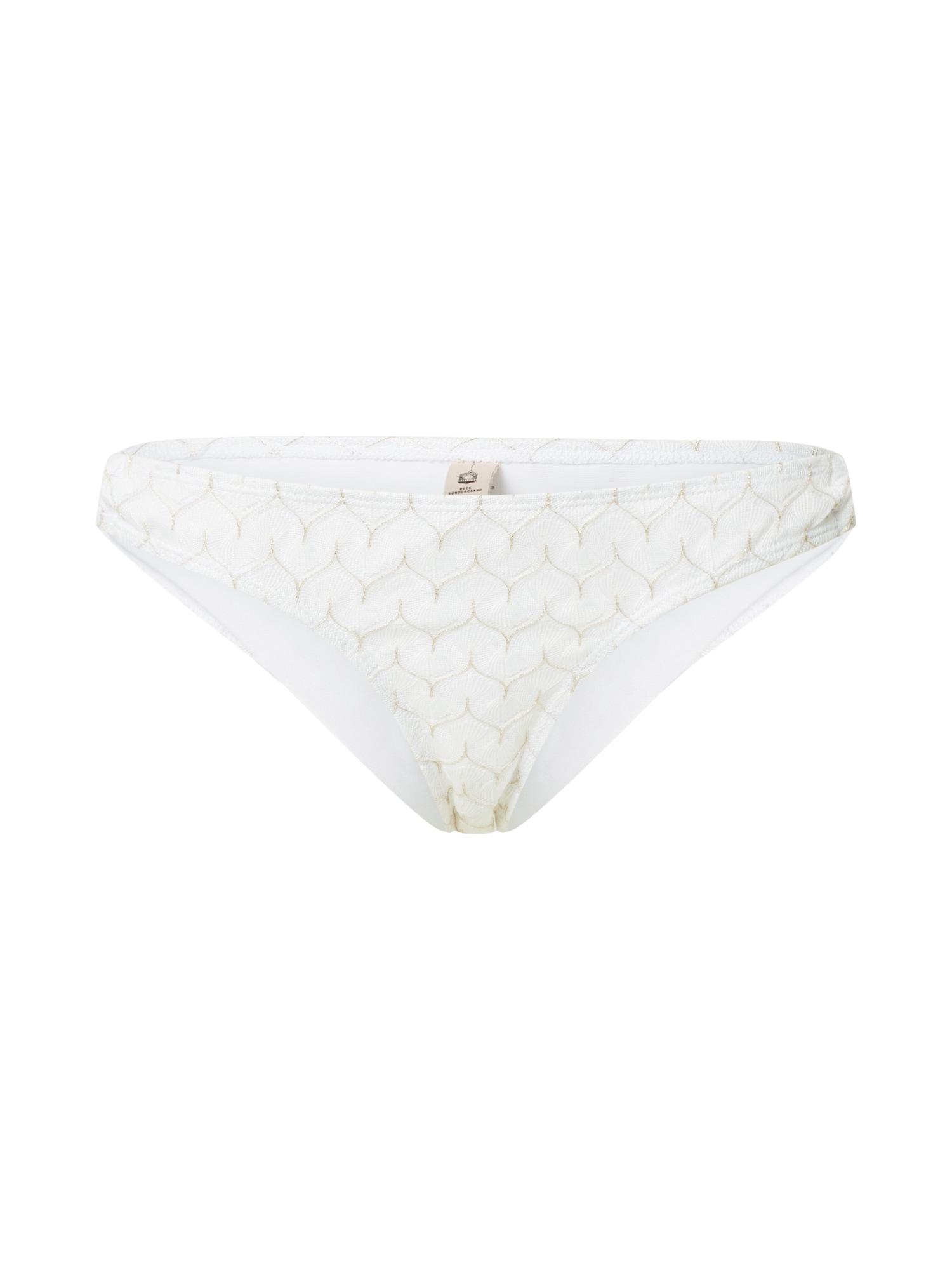 BeckSöndergaard Bikinio kelnaitės balta