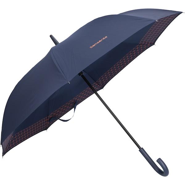 Regenschirme für Frauen - SAMSONITE Up Way Stockschirm navy  - Onlineshop ABOUT YOU