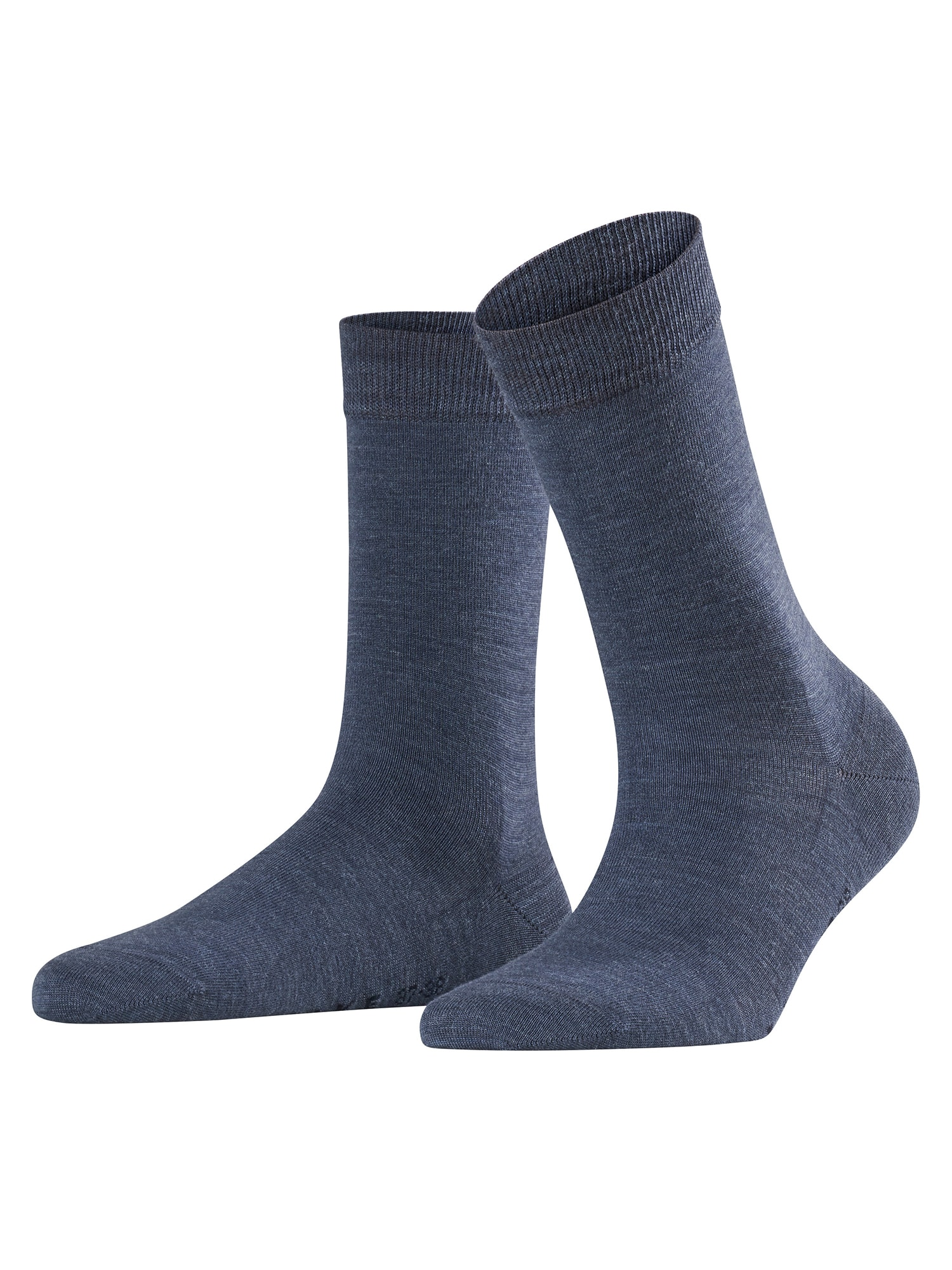 Ponožky Softme tmavě modrá FALKE