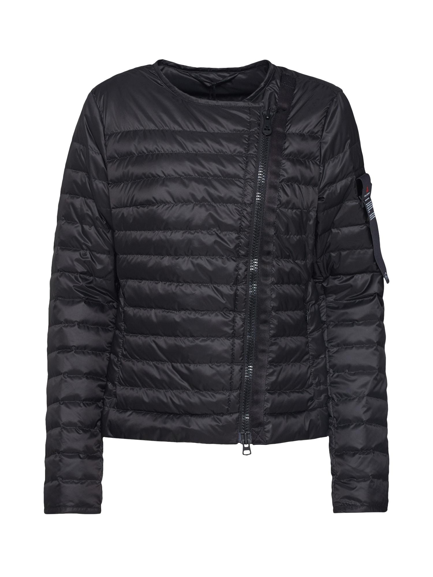 Peuterey Prechodná bunda 'Dalasi MQ'  čierna