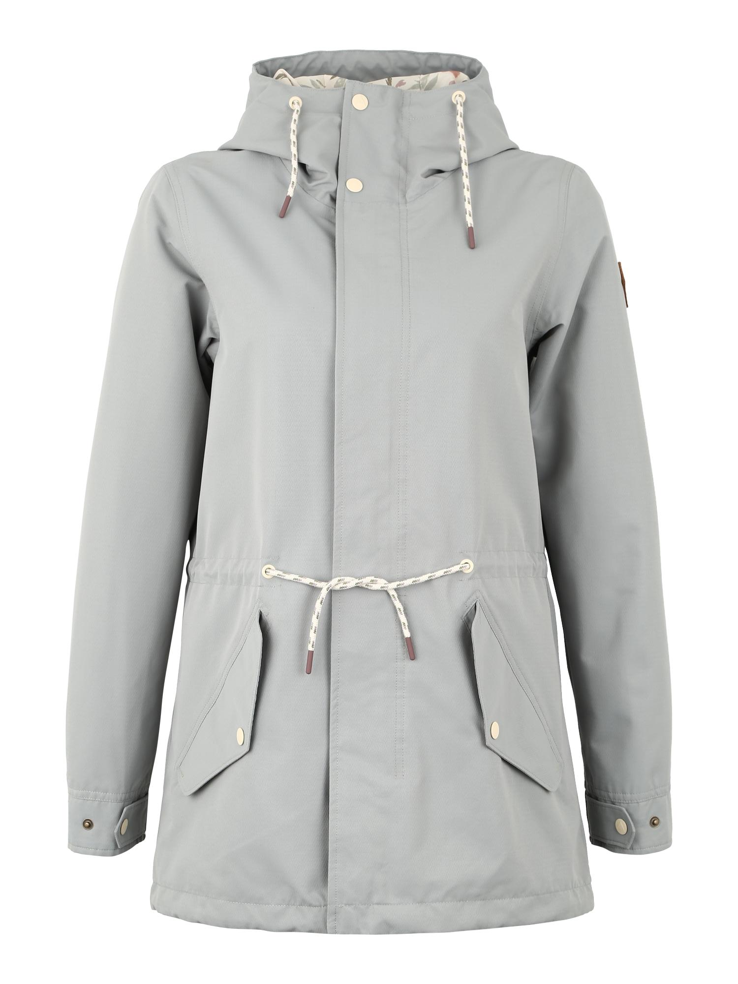 Outdoorový kabát Sadie světle šedá BURTON